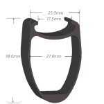 SDM 4 Carbon Rim Shape