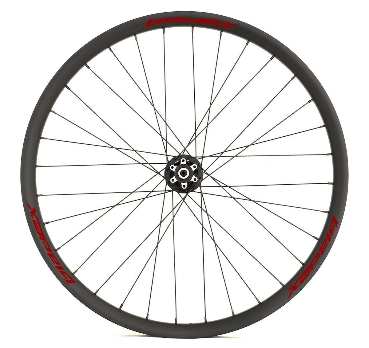 Custom Build MTB Wheels Red