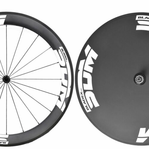 SDM 6 X Disc Wheelset White
