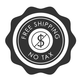 Tax Free Shipping No Tax